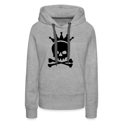 Roi des pirates - Sweat-shirt à capuche Premium pour femmes