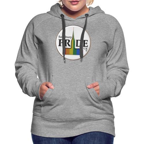 Salisbury Pride UK - Women's Premium Hoodie