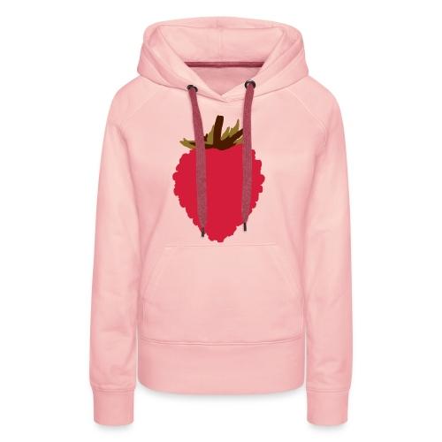 Wild Strawberry - Women's Premium Hoodie