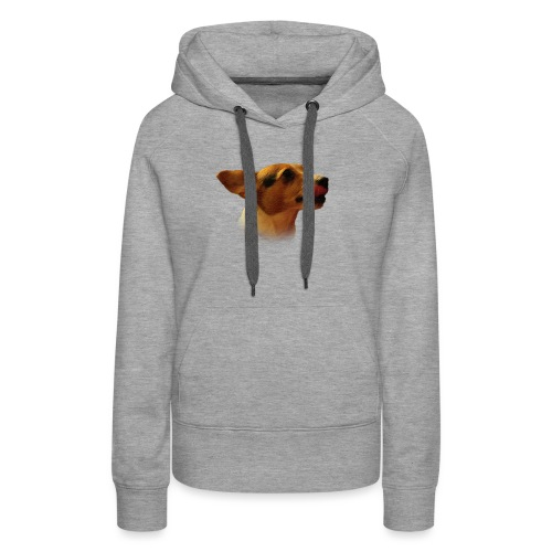 Peace | The Jack Russell - Women's Premium Hoodie