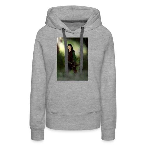 Housse d'oreiller Tenaris (Elaowyn) - Sweat-shirt à capuche Premium pour femmes