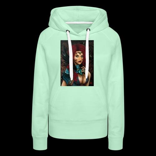Nymph - Women's Premium Hoodie
