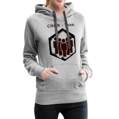 ChorTeam - Frauen Premium Hoodie