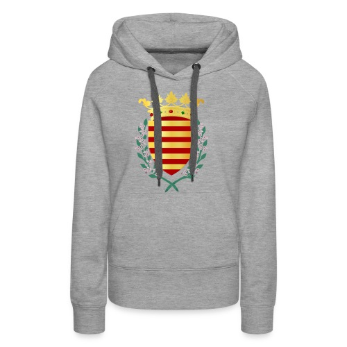 Wapenschild Borgloon - Vrouwen Premium hoodie