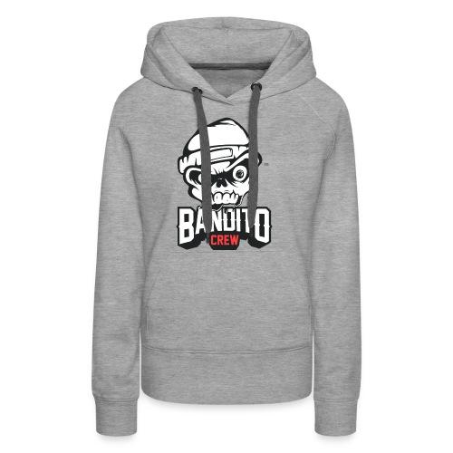 Banditocrew - Vrouwen Premium hoodie
