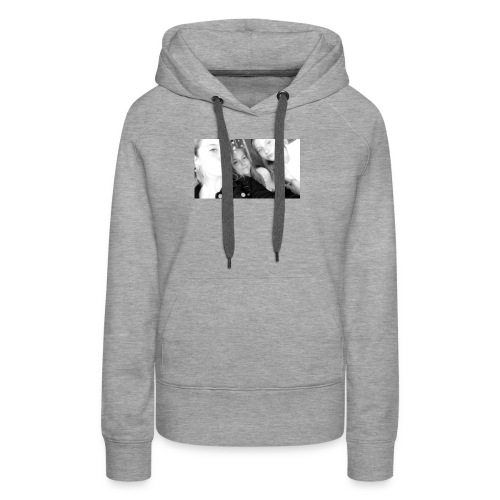 MEGAN ABI AND GEORGINA MERCH - Women's Premium Hoodie