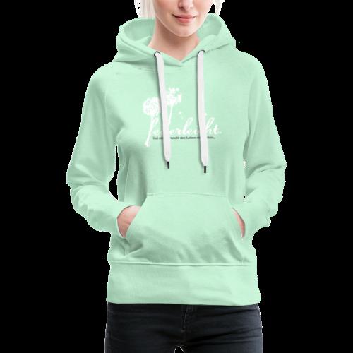 geweihbär Federleicht - Frauen Premium Hoodie