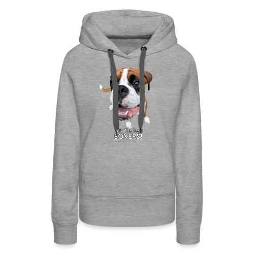Only the best - boxers - Women's Premium Hoodie
