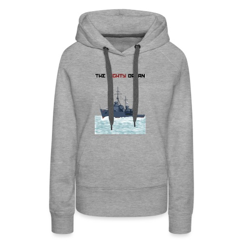 The Mighty Orlan - Women's Premium Hoodie