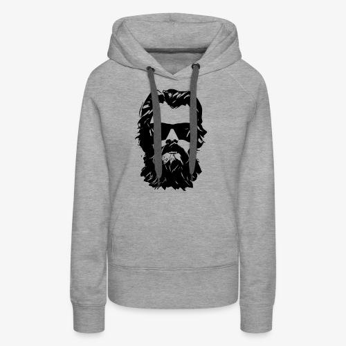 beardface - Frauen Premium Hoodie