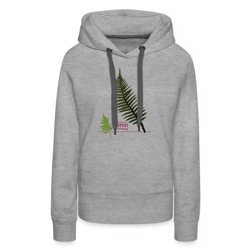 Polyblepharum - Vrouwen Premium hoodie