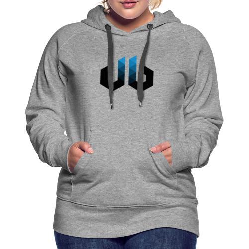 digitalbits Logo - Frauen Premium Hoodie