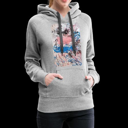 Emelie Kunstwerk V. - Frauen Premium Hoodie