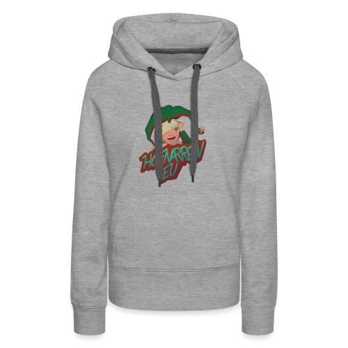 hofnarren_eu Twitch - Dame Premium hættetrøje