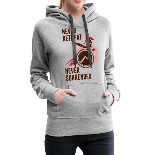 SPARTA - Vrouwen Premium hoodie