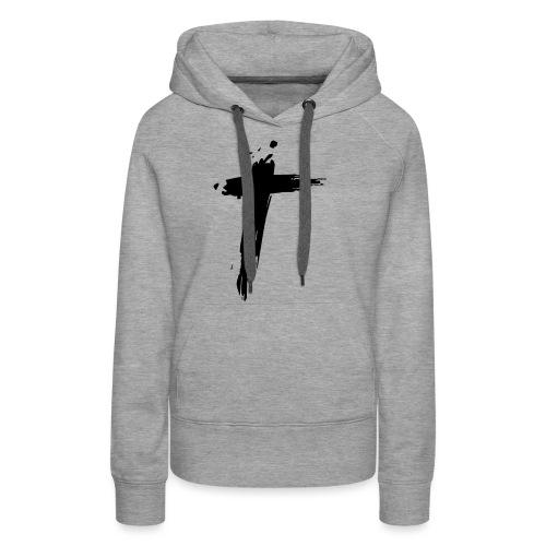 Cross - Vrouwen Premium hoodie