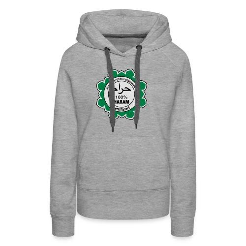 Haram Shirt No 3 - Frauen Premium Hoodie
