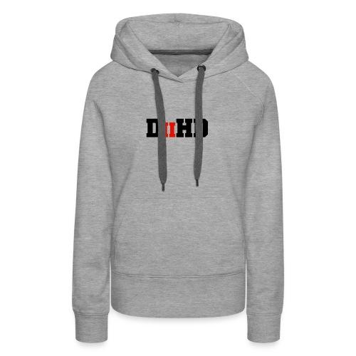 Tee Shirt DiiHD - Sweat-shirt à capuche Premium pour femmes