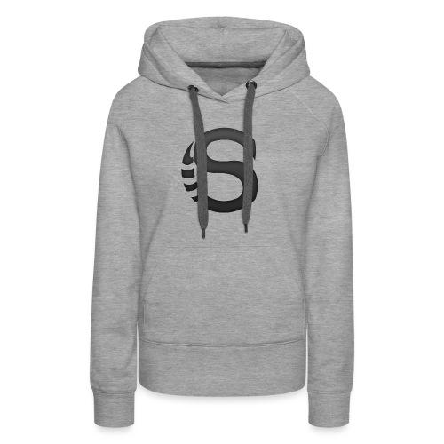ScorpyArtZ Logo New shirt png - Vrouwen Premium hoodie