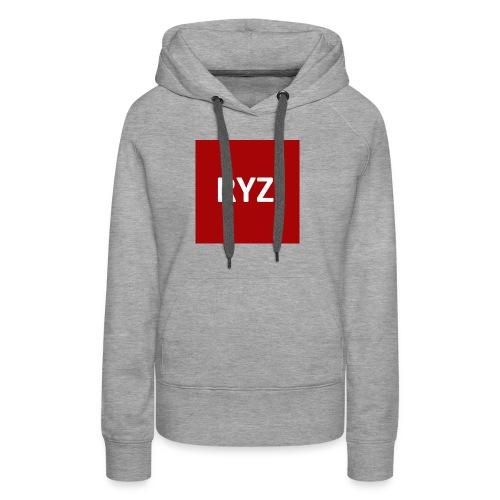 RYZ For Summer Edition - Frauen Premium Hoodie
