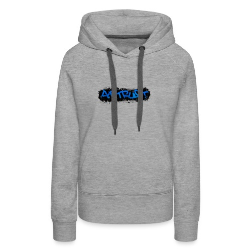 AirTrust Graffiti Hoodie - Frauen Premium Hoodie