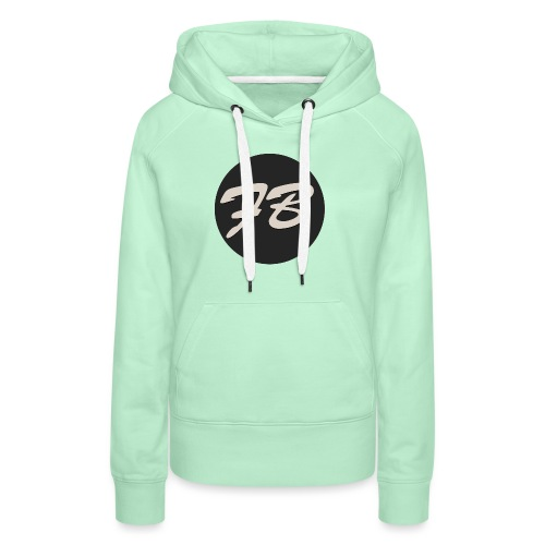 TSHIRT-INSTAGRAM-LOGO-KAAL - Vrouwen Premium hoodie