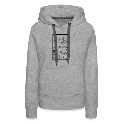 Little Lucifer 1 - Women's Premium Hoodie