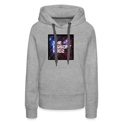 TheAirsoftProz Galaxy Mens Long Sleeve - Women's Premium Hoodie