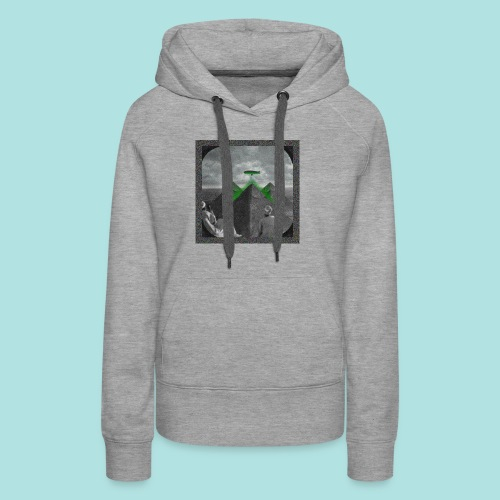 Invaders_sized4t-shirt - Women's Premium Hoodie