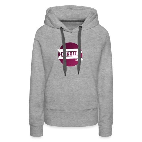 Round, Pink [N] - Women's Premium Hoodie