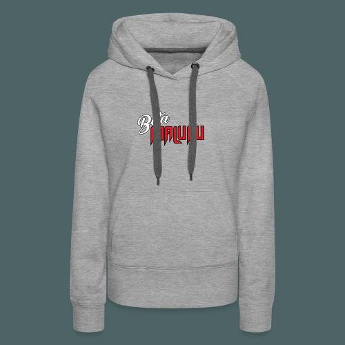 Beta Maluku - Vrouwen Premium hoodie