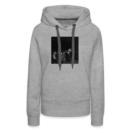MILLION MASK MARCH 1 - Women's Premium Hoodie