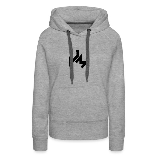 JayMasher Official Merchandise - Women's Premium Hoodie