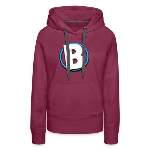 Bumble Logo - Women's Premium Hoodie