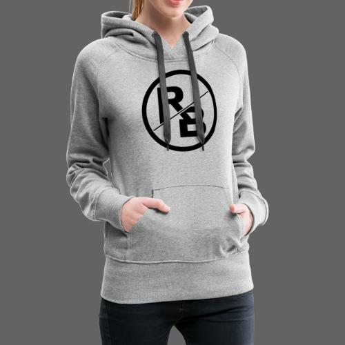 RONNY BRUNSON-LOGO.png - Frauen Premium Hoodie