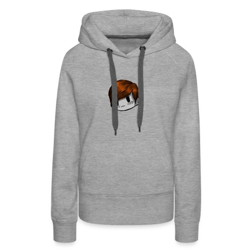 Sketchy KJ (Colour) - Women's Premium Hoodie