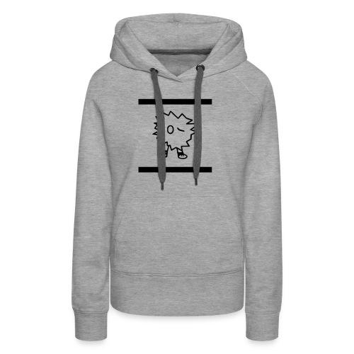Fuzzles - Frauen Premium Hoodie
