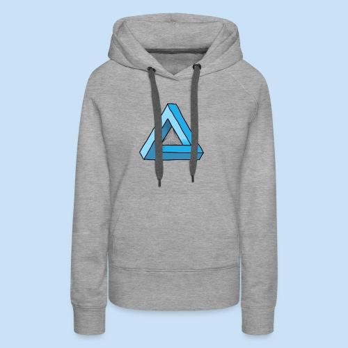 Triangular - Frauen Premium Hoodie