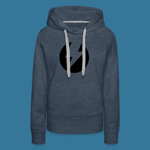 BlueSparks - Inverted - Women's Premium Hoodie
