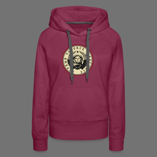 Cosmonaut 4c - Women's Premium Hoodie