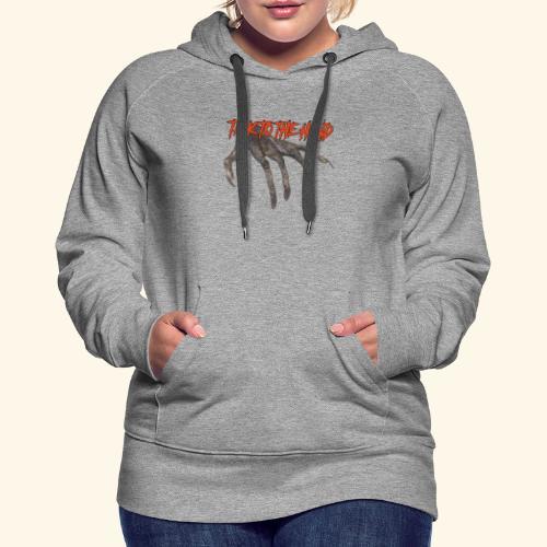 Talk To The Hand - Vrouwen Premium hoodie