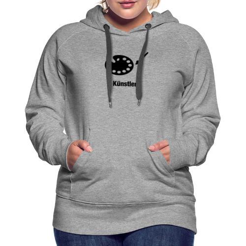 Künstler - Frauen Premium Hoodie
