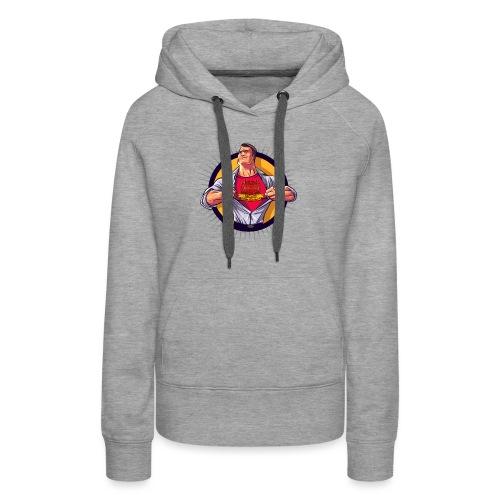 ERA Super Hero - Women's Premium Hoodie