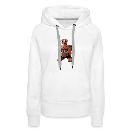 Very positive monster - Women's Premium Hoodie