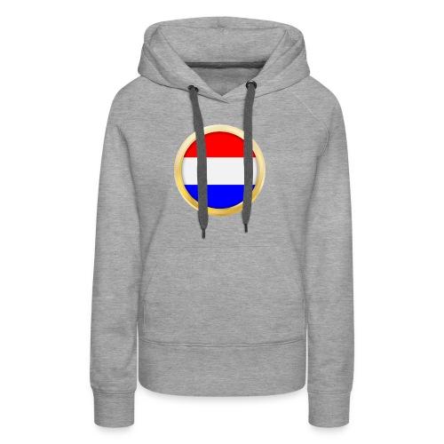 Netherlands - Frauen Premium Hoodie