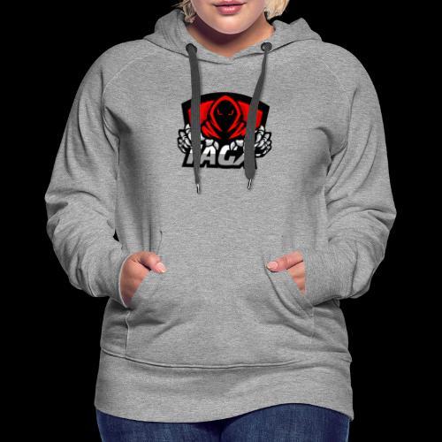 TagX Logo - Naisten premium-huppari