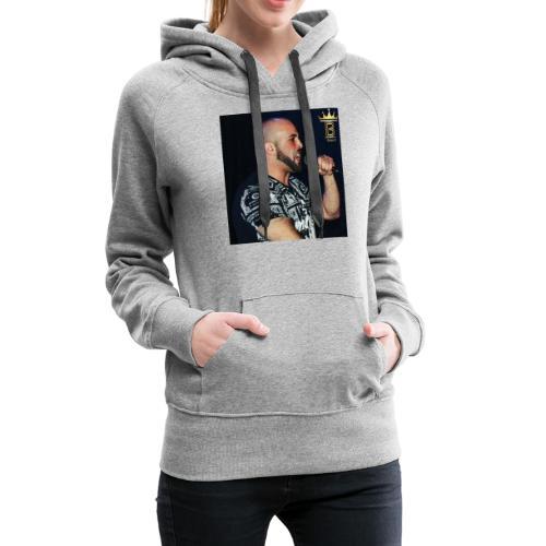 Boba D Official - Vrouwen Premium hoodie