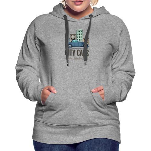 City Cars - Frauen Premium Hoodie
