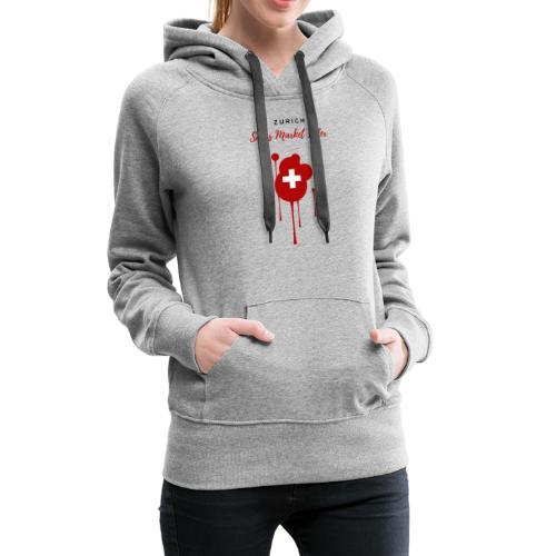 Swiss Market Index - Women's Premium Hoodie