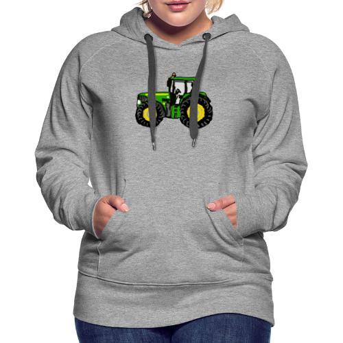 Trecker - Frauen Premium Hoodie